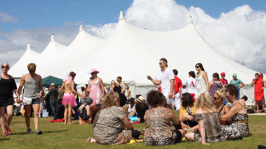 New Zealand: Wildfoods Festival in Hokitika