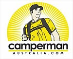 Camperman logo