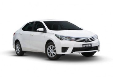 Toyota Corolla, Toyota Camry or similar